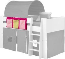 Kieszenie do łóżka piętrowego Steens for kids to super miejsce do przechowania różnych rzeczy przez Twoje dziecko. Bardzo fajnie dekorujący...