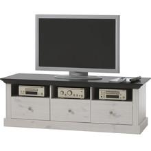 Biało - czarna romantyczna szafka TV Monaco MONACO należy do kolekcji mebli skandynawskich produkowanych przez uznaną w europie duńską markę STEENS....