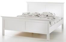 Romantyczne łóżko Paris 160x200 cm - 160 cm || 200 cm