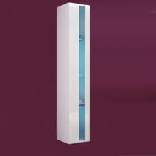 Dane szczegółowe Opis produktu Kod produktu 7876 Materiał płyta meblowa Kolor biały Wymiary szerokość: 40 cm wysokość: 180 cm głębokość: 30 cm...