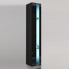 Dane szczegółowe Opis produktu Kod produktu 7878 Materiał płyta meblowa Kolor czarny Wymiary szerokość: 40 cm wysokość: 180 cm głębokość: 30 cm...