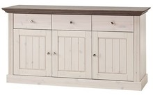 Dane szczegółowe  Opis produktu Kod produktu 12025 Materiał drewno sosnowe bielone Kolor biały/stone Wymiary szerokość: 145 cm wysokość: 78 cm...