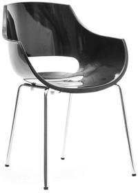 Pomysłowy wymiar komfortu!  Niezwykle designerskie krzesło Bingo wyróżnia się przede wszystkim niebanalna forma, obk której trudno przejść...