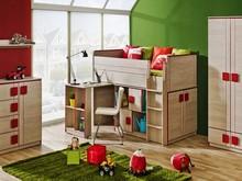 Nowoczesny wymiar piękna!  Niezwykle praktyczny zestaw 2 z serii Gumi sprawdzi się nawet w niewielkim pokoju dziecięcym lub młodzieżowym. Mamy tu kilka...