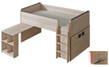 Jakość i styl!  Niezwykle funkcjonalne łózko piętrowe Gumi to praktyczny mebel, który sprawdzi się w każdym pokoju dziecięcym lub młodzieżowym....