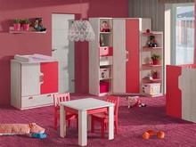 Idealne rozwiązanie dla Twojego wnętrza!  Zestaw 4 będzie znakomitym rozwiązaniem do pokoju każdego małego dziecka. Znajdziemy tu kilka praktycznych...