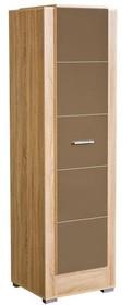 Jakość i komfort! Jednodrzwiowa szafa Carmelo to znakomite rozwiązanie także do niewielkich wnętrz. Sprawdzi się w sypialni, pokoju dziennym, a także w...