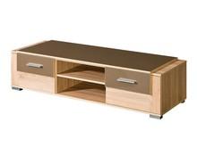 Lekkość i wygoda! Praktyczna szafka z serii Carmelo to znakomite rozwiązanie do każdego pokoju dziennego czy też sypialni. Dzięki bardzo prostej...