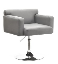 Elegancja w najlepszym wydaniu!  Fotel obrotowy Lounge 6 wyróżnia się przede wszystkim prostą linią, która bardzo słusznie zresztą przypomina...