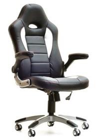 Styl w najwyższej jakości!  Fotel biurowy Racer 3 kojarzyć się może z nieco sportowym stylem, ale takie też było jego założenie. Połączenie...