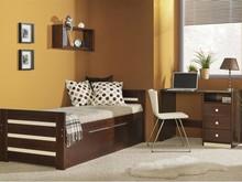 Funkcjonalność i wygoda!  Meble drewniane sprawdzą się nie tylko w pokojach dla dorosłych, ale także w tych dla dzieci. Drewno jest ponadczasowym...