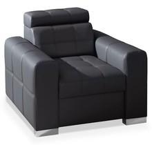 Funkcjonalność w pięknym wydaniu! Fotel Irys będzie znakomitym uzupełnieniem pozostałych mebli wypoczynkowych z tej serii. To mebel bardzo stylowy, o...
