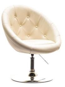 Komfort i piękno!  Niezwykła forma fotela obrotowego Lounge 3 pozwala puścić wodze fantazji. Z powodzeniem możemy go sobie wyobrazić we wnętrzach...