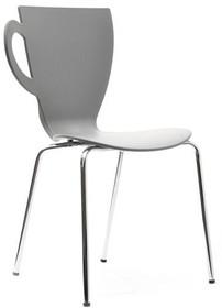 Estetyka i wysoka jakość!  Krzesło T-Cup to mebel jedyny w swoim rodzaju, który zaskakuje swoja niebanalną formą. Oparcie przypomina po prostu...