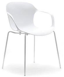 Praktyczność i elegancja!  Krzesło Map to niezwykle nowoczesny mebel, który zwróci uwagę wszystkich miłośników tak designerskich rozwiązań....