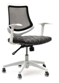 Komfort i szyk!  Fotel biurowy Paris cechuje się bardzo gustowną stylistyką, która w tym przypadku zwróci uwagę nawet najbardziej wymagających...