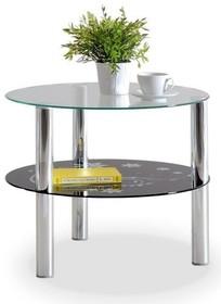 Lekkość z solidnym wykonaniem!  Bergamo to niezwykle praktyczny, okrągły stolik, który może posłużyć jako niewielki stolik kawowy, jak również...