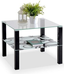 Elegancja i nowoczesność!  Niewątpliwie największą ozdobą stolika kawowego Neptun jest wyjątkowa i bardzo interesująca dodatkowa półka. Widzimy na...