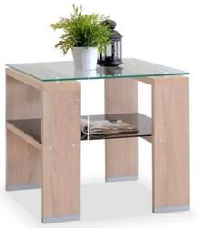 Solidna i masywna konstrukcja!  Nowoczesny stolik kawowy Calypso będzie doskonałym rozwiązaniem do wszystkich nowoczesnych wnętrz. Dostępny jest w...