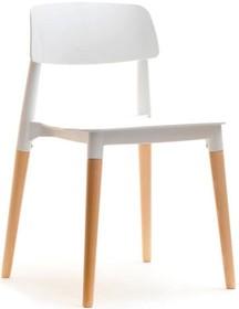Wygoda i uniwersalny charakter!  Ecco to niebanalne krzesło i prostej formie i ponadczasowej stylistyce. Spodoba się wszystkim miłośnikom...