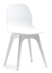 Lekkość i solidna forma!  Wyjątkowe krzesło Leaf DSX w całości zostało wykonane z wysokiej jakości tworzywa sztucznego. Polpropylen PP jest...