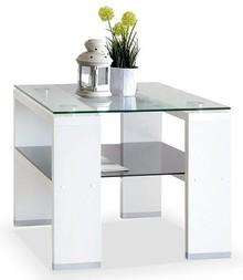 Solidna forma i funkcjonalność!  Nowoczesny stolik kawowy Calypso będzie doskonałym rozwiązaniem do wszystkich nowoczesnych wnętrz. Dostępny jest w...