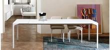 Zupełna nowość! Stół ARMANDO 160x100 cm, po rozłożeniu ma długość 205 lub 250 cm (posiada dwie przedłużki po 45 cm). Jest więc idealny do...