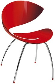 """Rodzina krzeseł """"TWIST"""" to zupełna nowość na rynku polskim. Krzesło dostępne jest w kilku opcjach: siedziska i stelaża. Jeśli chcecie..."""