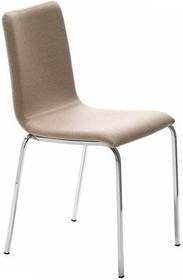 Krzesło PASSEPARTOUT Q-LG jest to krzesło o podstawie chromowanej lub metalowej malowanej na kolor aluminium lub biały. Stelaż tego krzesła, który...
