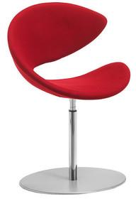 Krzesło TWIST GO- TS wykonane jest ze skóry miękkiej i wysokiej jakości tkanin. Jego podstawa jest wykonana w inox satynowym, natomiast noga jest...