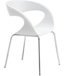 Siedzisko i oparcie fotela RAFF S-TS wykonane jest ze skóry naturalnej miękkiej oraz tkanin, które dostępne są w wielu ciekawych kolorach....