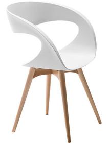Włoskie krzesło RAFF LB to nowoczesne krzesło o oryginalnym designu, zaprojektowane po to, aby odmienić wnętrze i nadać mu kolorów.<br />...