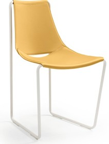 Krzesło na płozach włoskie APELLE S MIDJ