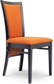 Krzesło drewniane bukowe wybarwiane na: buk naturalny, buk wybarwiany na czereśnię, jesion wybarwiany na wenge oraz jesion wybarwiany na dąb. Wygodne,...