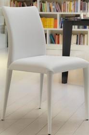Krzesło ELETTRA jest krzesłem w całości tapicerowanym. Do wyboru mają Państwo eko skórę, tkaniny, skóry naturalne.<br />Minimalne...
