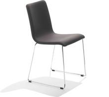 Krzesło PASSEPARTOUT T-CU jest to krzesło o podstawie chromowanej lub metalowej malowanej na kolor aluminium lub biały. Stelaż tego krzesła, który jest...
