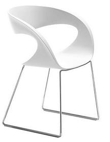 Włoskie krzesło RAFF T TS to nowoczesne krzesło o oryginalnym designu, zaprojektowane po to, aby odmienić wnętrze i nadać mu kolorów. Siedzisko i...
