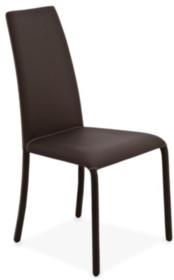Krzesło DORA tworzy niezwykłe połączenie z włoskim stołem OLIVER. Aby zobaczyć stół należy w wyszukiwarce wpisać słowo OLIVER.<br...