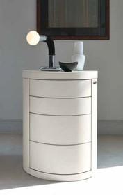 Włoska szafka nocna 4- szufladowa TULLE to produkt ponadczasowy. Jest on nie tylko elegancki, ale też bardzo funkcjonalny. Jego struktura wykonana jest z...