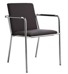 VIVO P-TS MIDJ to nowoczesny, włoski fotel wyprodukowany nie gdzie indziej niż we Włoszech. Jego stelaż jest metalowy, chromowany. Fotel obszyty wysokiej...
