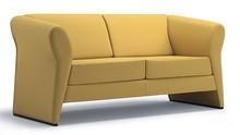 POPPER to włoski podwójny fotel stworzony z myślą o wyposażeniu ekskluzywnej recepcji. Stelaż wykonany jest z drewna o grubości 25mm oraz pasów...