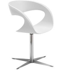 RAFF F-B to włoski, obrotowy fotel biurowy. Siedzisko i oparcie wykonane z masy plastycznej, dostępnej w sześciu wersjach kolorystycznych. Stelaż jest...