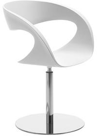 RAFF GT-B to przepiękny włoski biurowy fotel obrotowy. Jego siedzisko i oparcie wykonane są z masy plastycznej dostępnej w sześciu kolorach. Mebel...