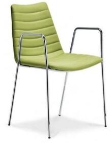 COVER P to nowoczesny włoski fotel, który może stanowić ozdobę Sali konferencyjnej, salonu czy jakiekolwiek innego pokoju. Jest wyposażony w...