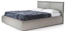 Łóżko MAKO to mebel naszej epoki. Wszak jest nie tylko komfortowe, ale także bardzo eleganckie. Występuje w dwóch optymalnych rozmiarach (160 i 180 na...
