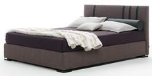 Włoskie łóżko KARMA wykonane zostało z wielowarstwowego drewna topolowego. To pewność, że mebel będzie można użytkować przez wiele długich lat....