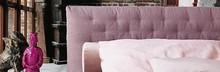 Włoskie łóżko LOREN to wygoda i duży komfort użytkowania. Wykonane zostało z wielowarstwowego drewna topolowego. Łóżko obszyte jest wysokiej...