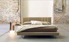 Włoskie łóżko KARMA wykonane zostało z wielowarstwowego drewna topolowego. Łóżko obszyte jest wysokiej jakości tkaninami i skórą. Istnieje wybór...