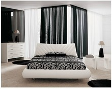 """Łóżko """"CIO E"""" włoskie przyda się w każdej sypialni. W końcu jest bardzo wygodne i spanie na nim to prawdziwa przyjemność. Rama oraz..."""