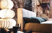 SET wykonane jest z wielowarstwowego drewna topolowego. Łóżko SET posiada szeroką paletę tkanin do obszycia ramy i wezgłowia. Łóżko posiada wysoki...